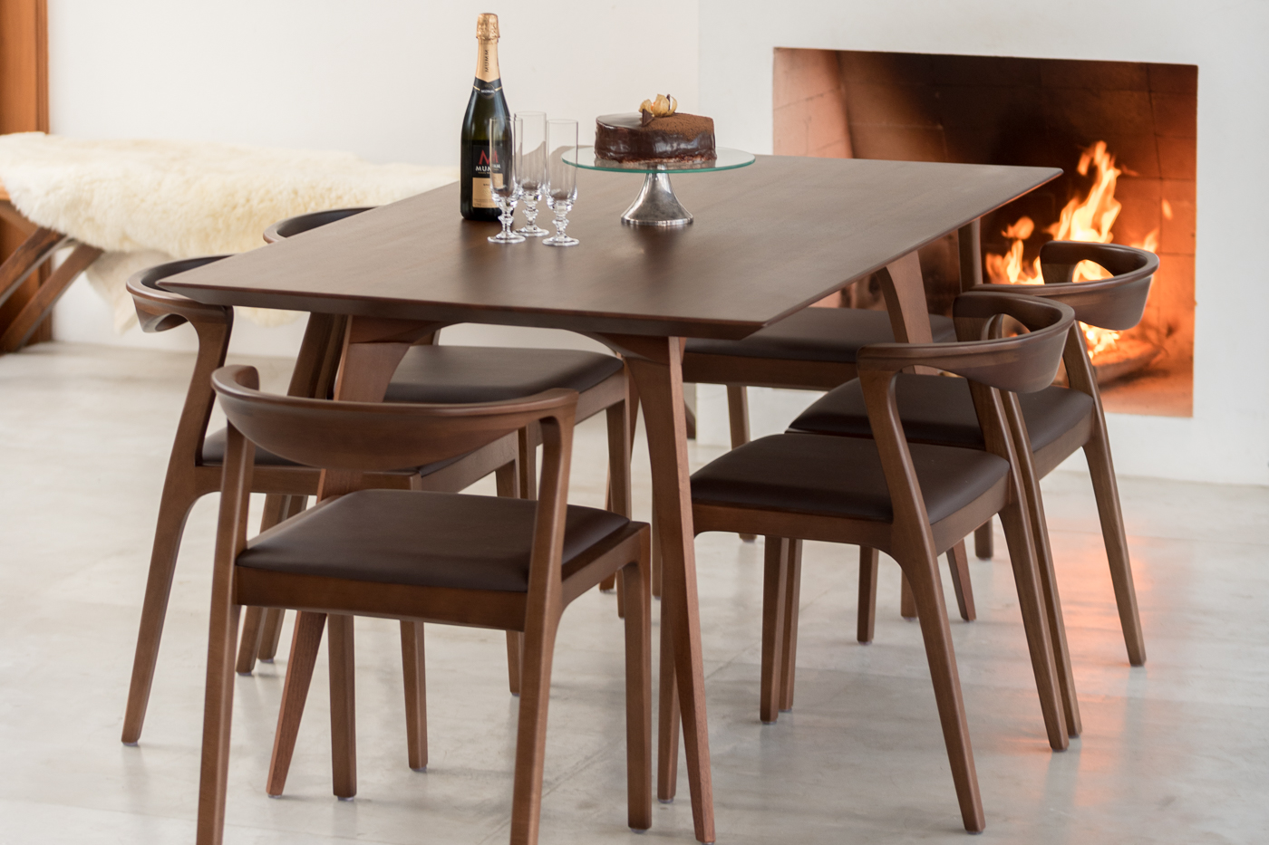 Sossego Was Formed After A Most Unexpected And Serendipitous Meeting In Ann  Arbor, Michigan Of Two Native Brazilians: The Award Winning Furniture  Designer ...