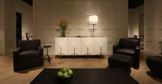Glen Lusby Interiors Features A. RUDIN